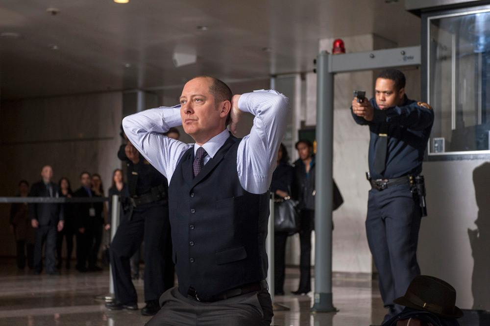 James Spader as Reddington
