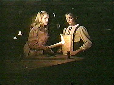 Veronica and Flavia