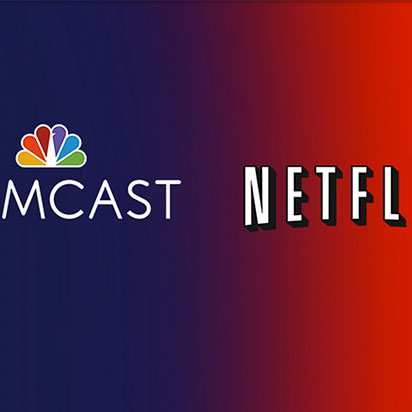 Comcast and Netflix
