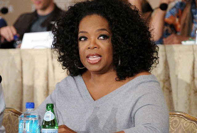 Oprah Gets Framed