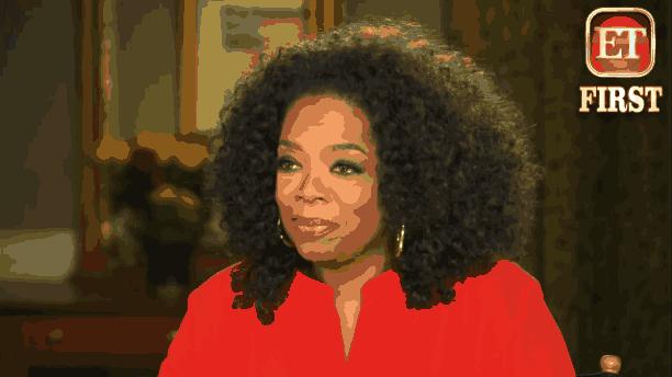 Oprah Leans In