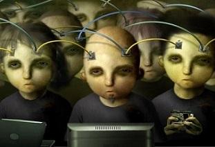 The Internet Hive Mind