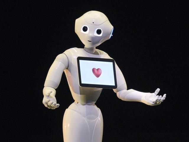Pepper The Interactive Robot
