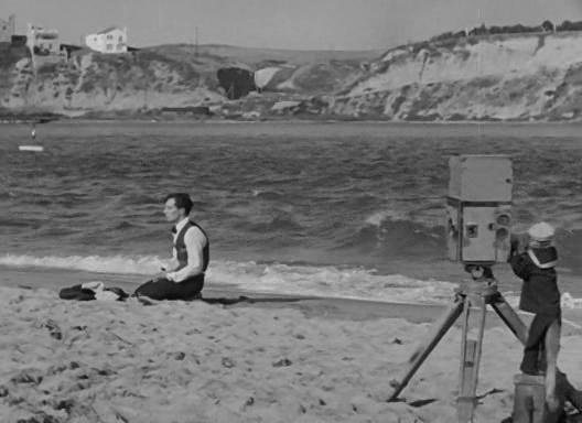 Buster Keaton's The Cameraman
