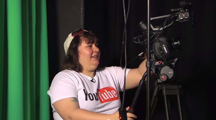 YouTube Cinematography workshop