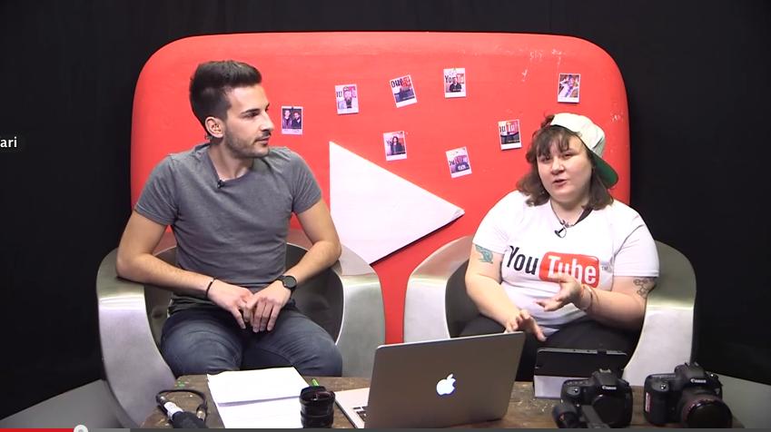 YouTube Production Workshop