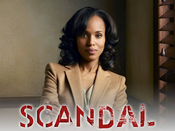 Scandal Olivia Pope