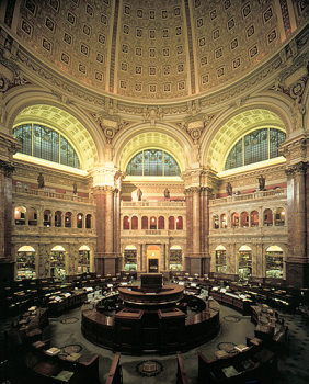Shepperd LOC Reading Room