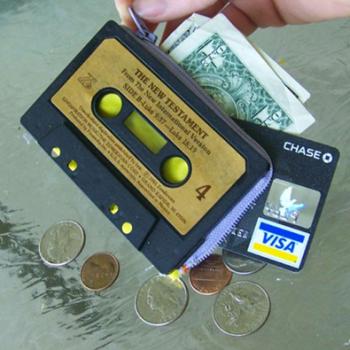 Vancour Cassette Wallet