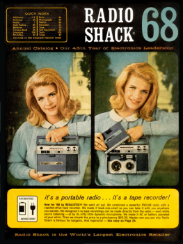 Vancour Radio Shack