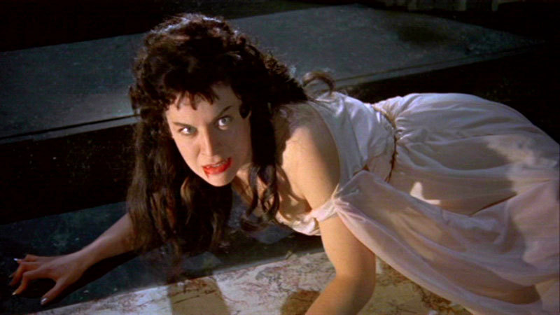 Give-and-Take in TCM and Hammer Horror: The Women in Nightgowns Trope