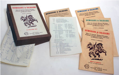 PHOTO OF ORIGINAL GAME SET