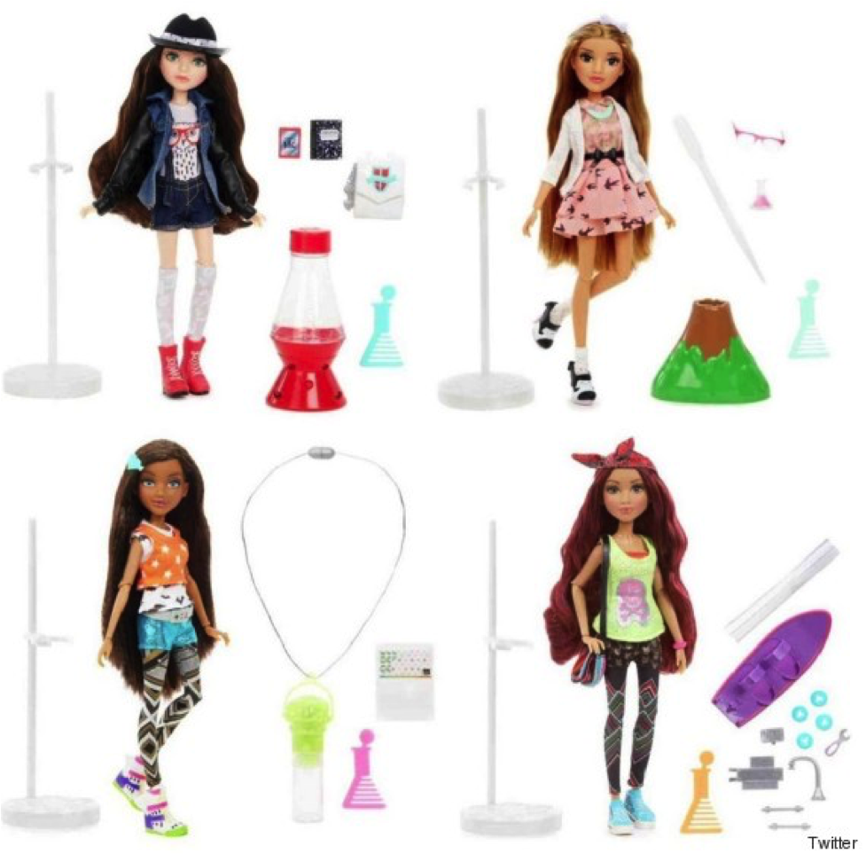 Project MC<sup>2</sup> Dolls