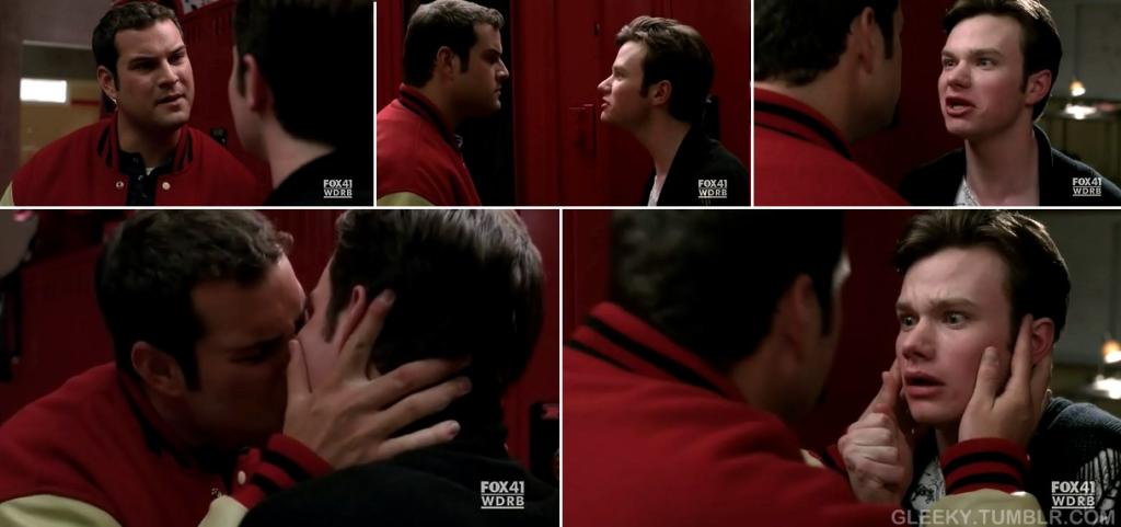 Kurt glee homosexual discrimination